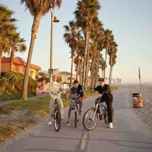 Bikers, Venice Beach, California 2007
