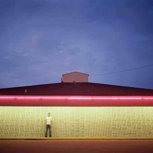 Neon - Dunkin' Donuts, Pampa, Texas 2006