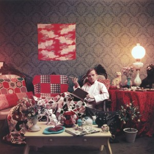 Capote at Home