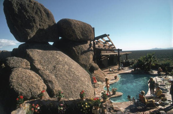 Flintstone Home