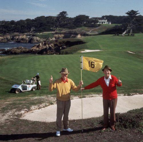 Golfing Pals