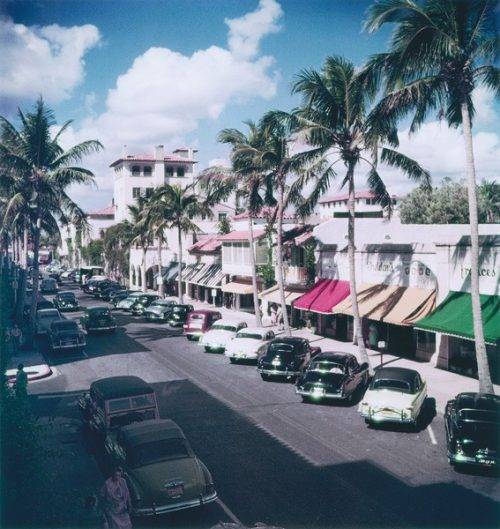Palm Beach Streets
