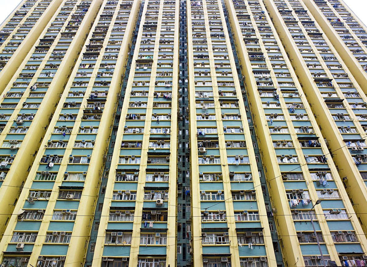 Hong Kong 9 Towers