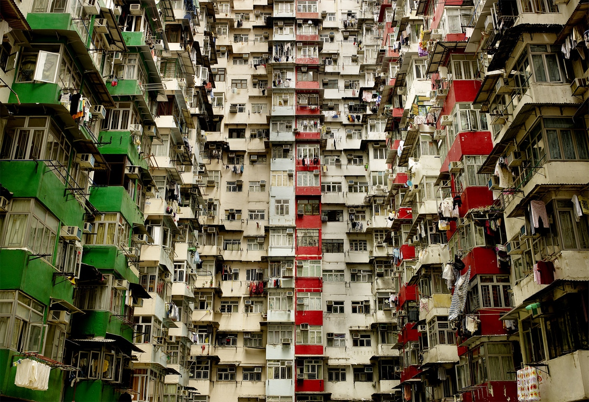 Hong Kong Apartments II