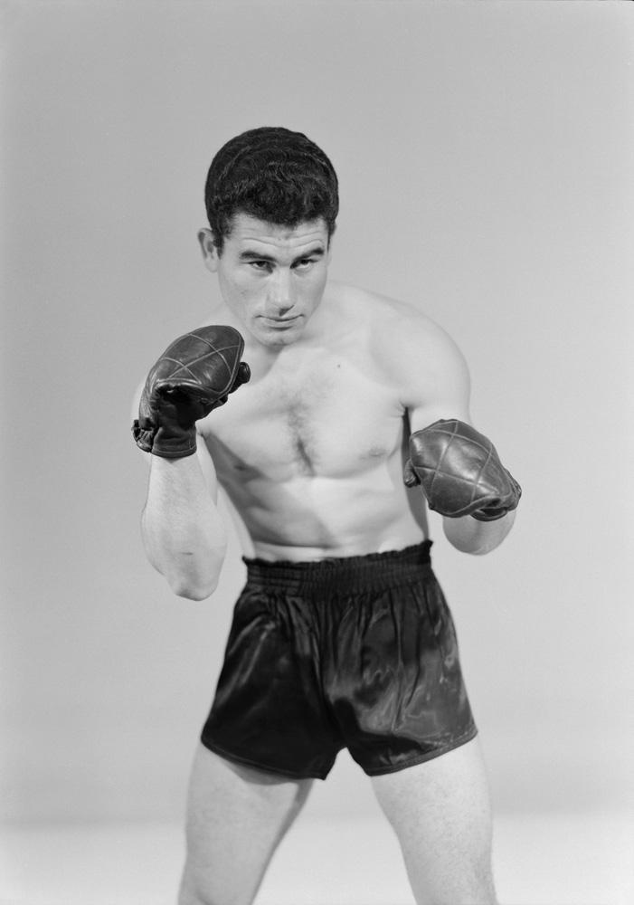 Mancheno (Boxers series) circa 1960s