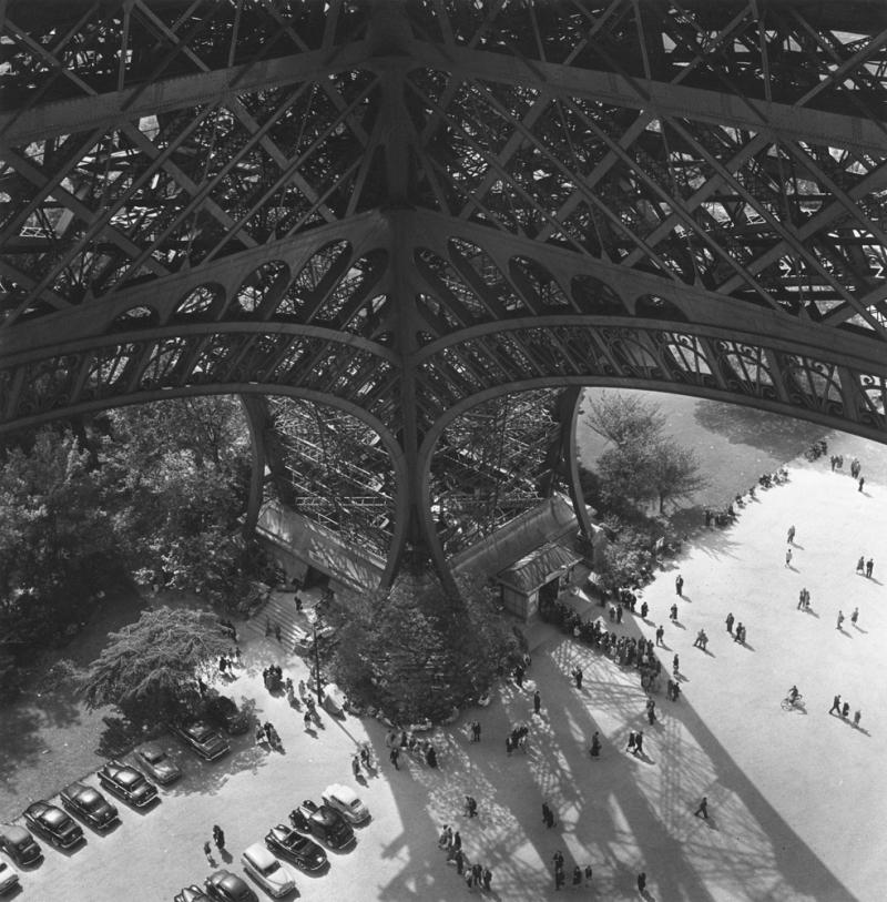 Eiffel Tower Leg