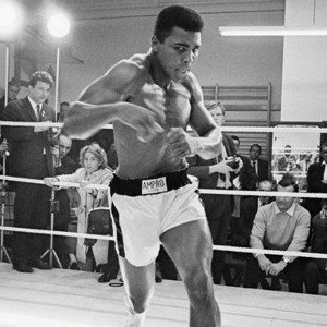 Ali in Training, 1966