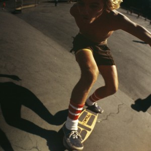In Your Face (Jay Adams), Kenter Canyon Elementary, 1976