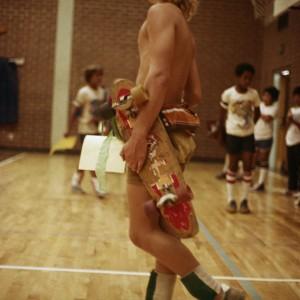 Skater School, Orange County, 1977