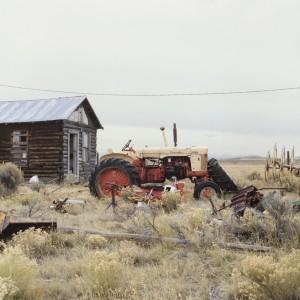 Tractor. Dayton, Nevada