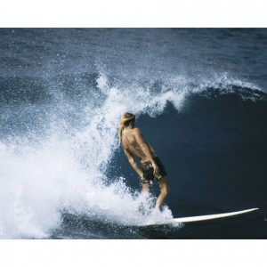 LeRoy Dennis, Rocky Point, Oahu, 1971
