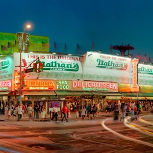 Nathan's (Coney Island series), 2010