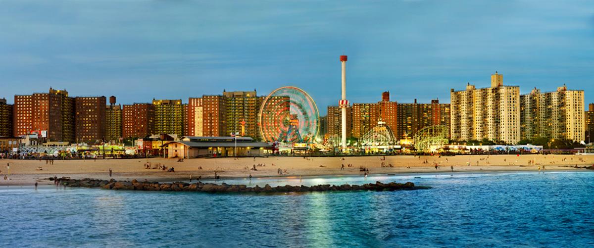 Coney Island (Coney Island series), 2010