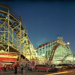 Cyclone (Coney Island series), 2010