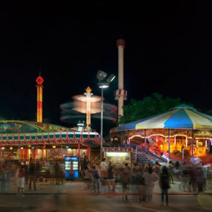 Polar Express (Coney Island series), 2010