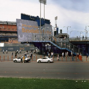 Shea Stadium, Flushing Meadows, 2004