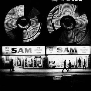 Sam, Toronto, 2001