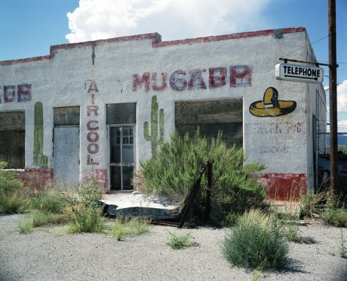 Abandoned Mexican Restaurant