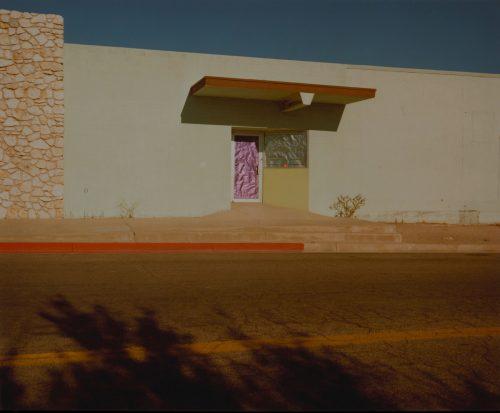 Purple Door, Montana, 1986
