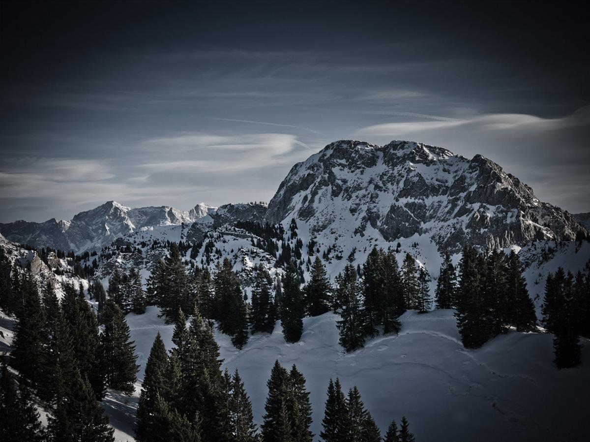 Mountains II, 2010