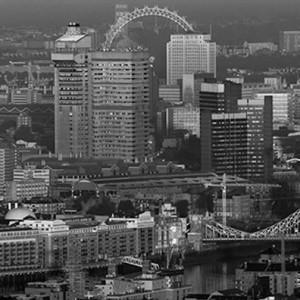 London Skyline, 1999