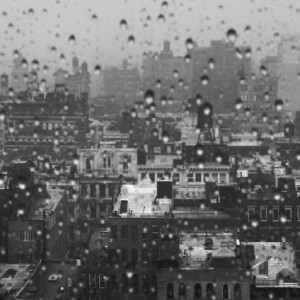 N.Y, Rainy Day