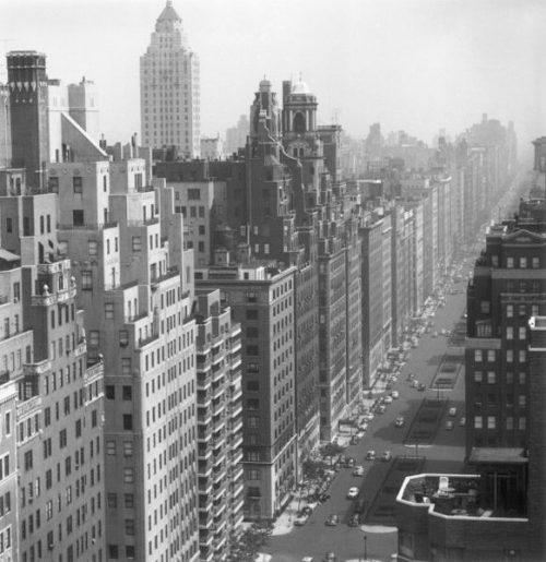 Park Avenue, 1953