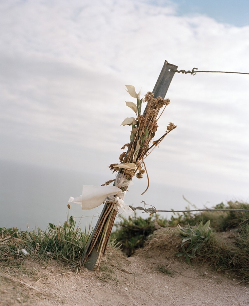 'In Memory of - 1' from the series Beachy Head
