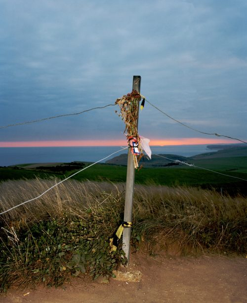 'In Memory of - 11' from the series Beachy Head