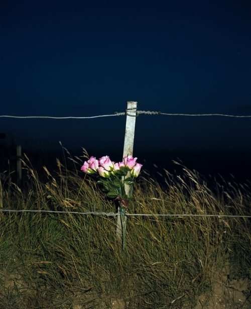 'In Memory of - 13' from the series Beachy Head
