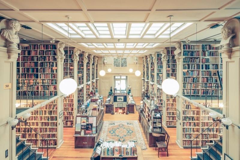 Athenaeum Library #1, RI