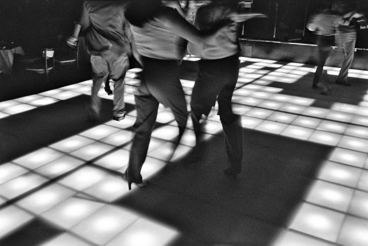 2001 Odyssey Dance Floor,1979