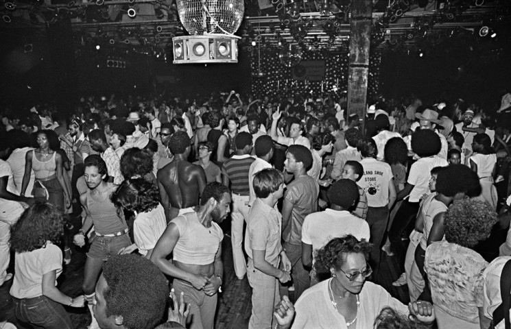 Paradise Garage Dance Floor, 1979