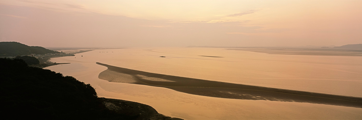 Manghae, River Finally Reaches Sea, 2005