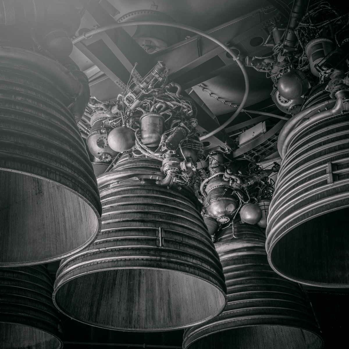 Saturn V #5 by Morgan Silk