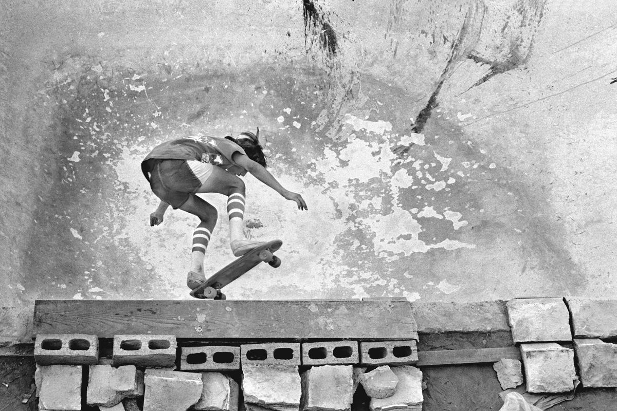 Off the Blocks, San Fernando Valley, CA, 1977