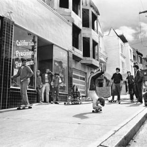 Ninth Avenue Locals, San Francisco, CA, 1977