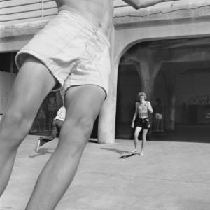 Flash at the Pier, Huntington Beach, CA, 1975