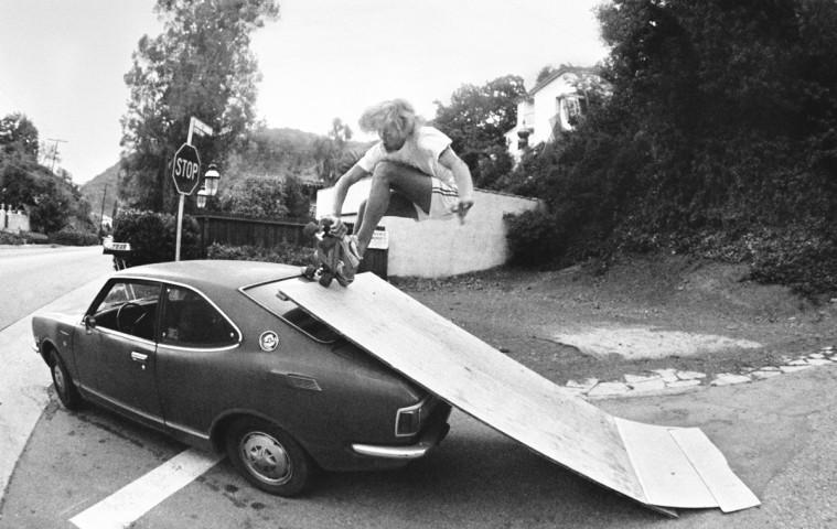 Auto-Ramp, Benedict Canyon, CA, 1976