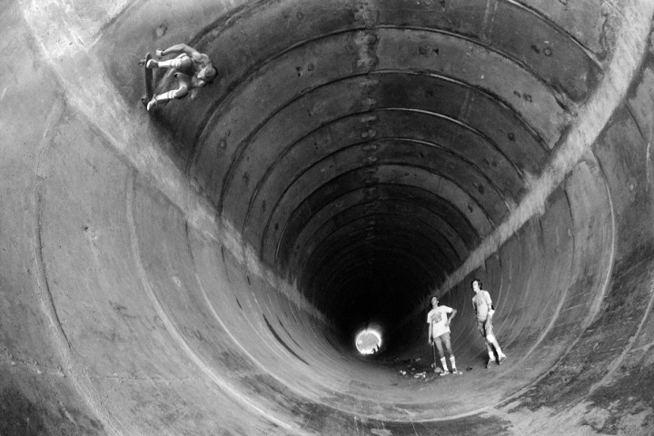 The Big Tubular, CA, 1976