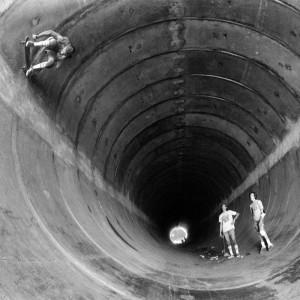 The Big Tubular, CA, 1976