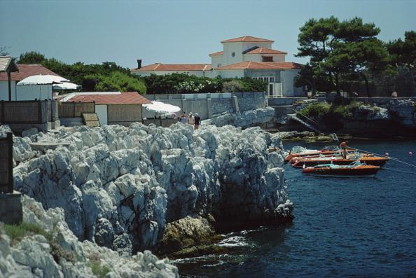 Boats At Hotel Du Cap Eden Roc